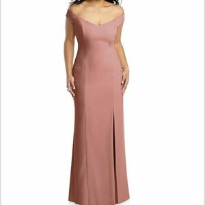 Dessy bridesmaid gown 3012 size 14